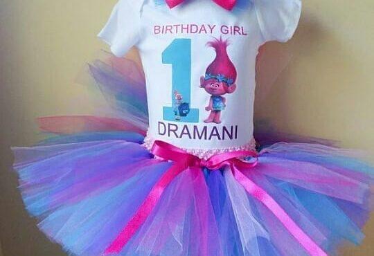 لباس جشن تولد